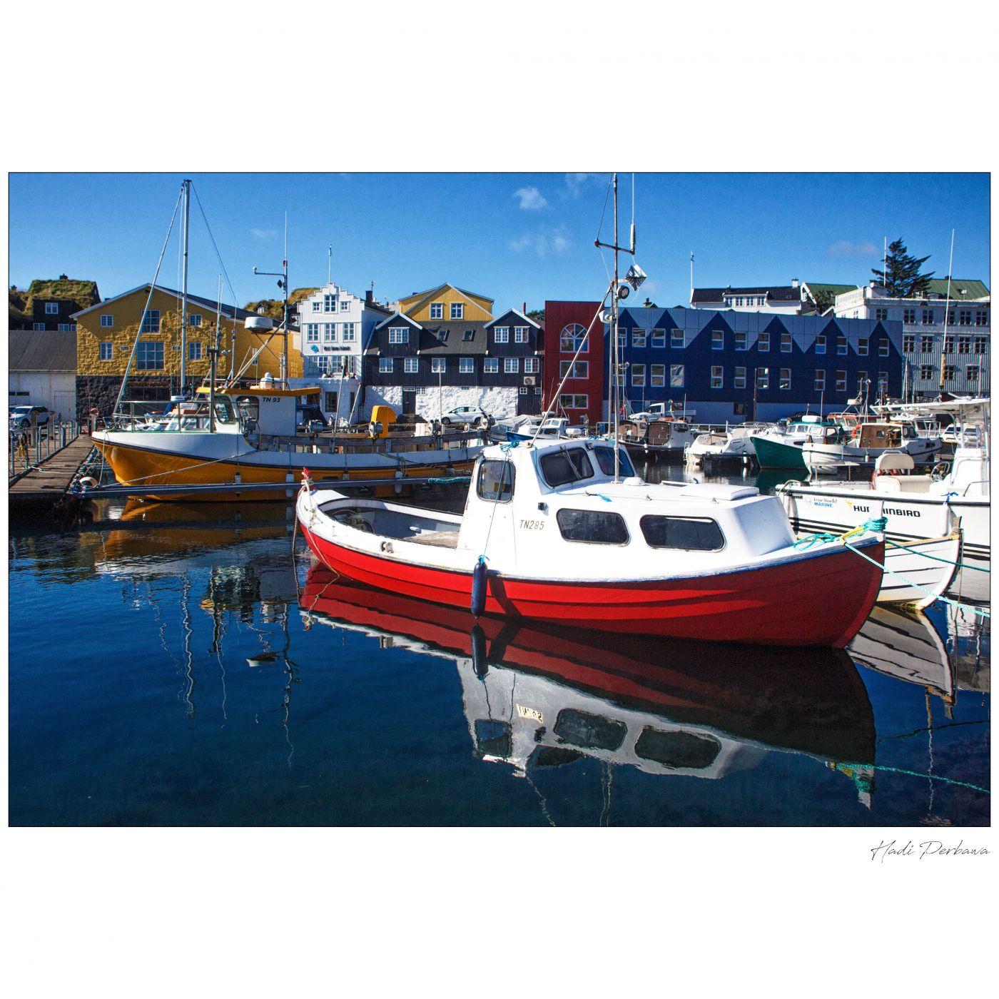 Torshaven, Iceland, Faroe Islands