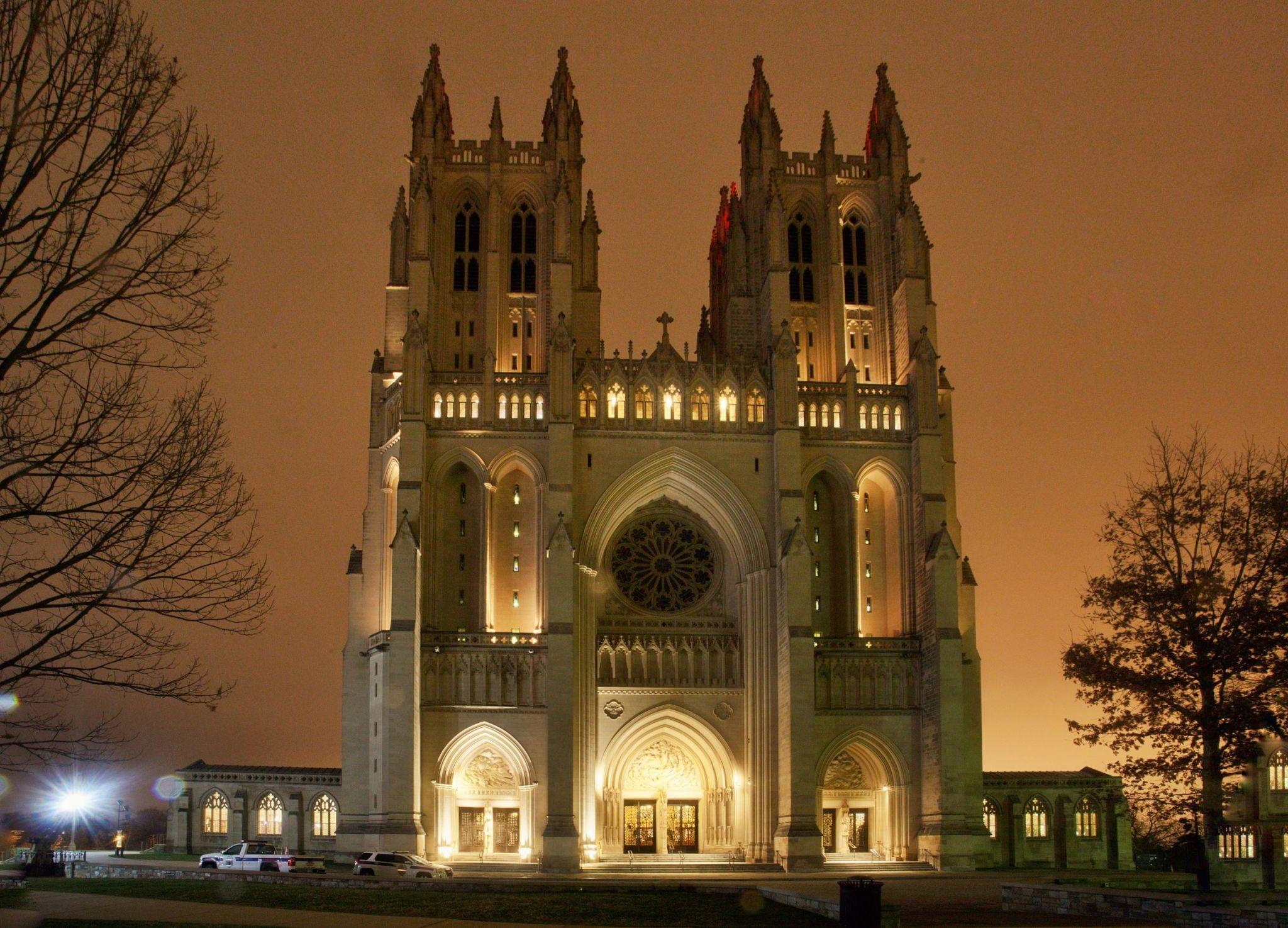 Washington National Cathedral, USA