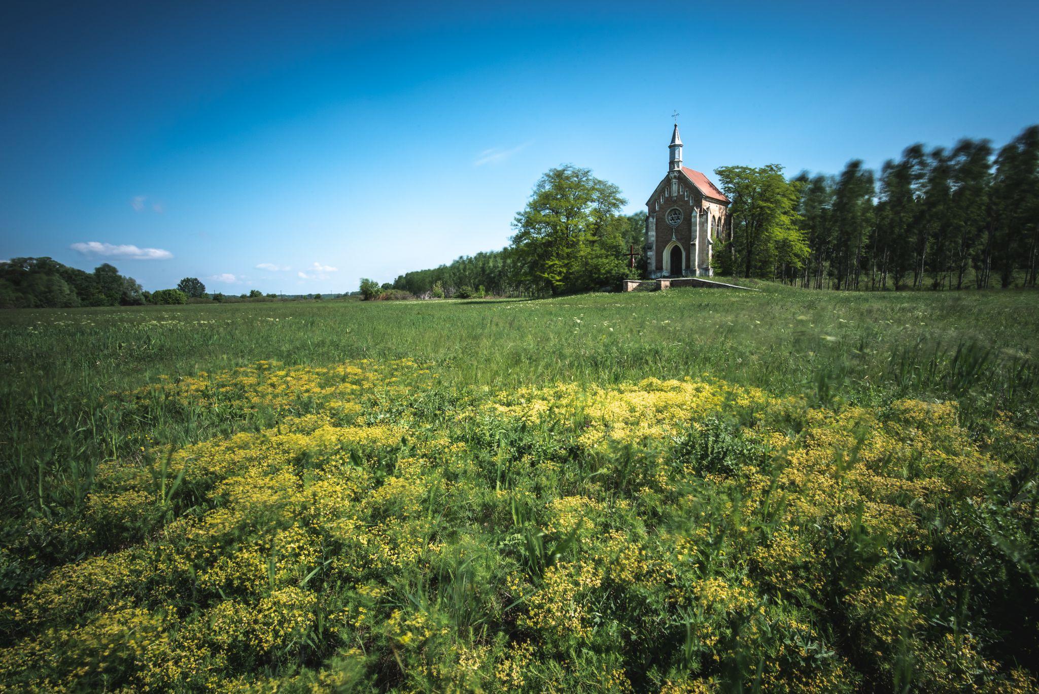 Zichy chapel, Lórév, Hungary