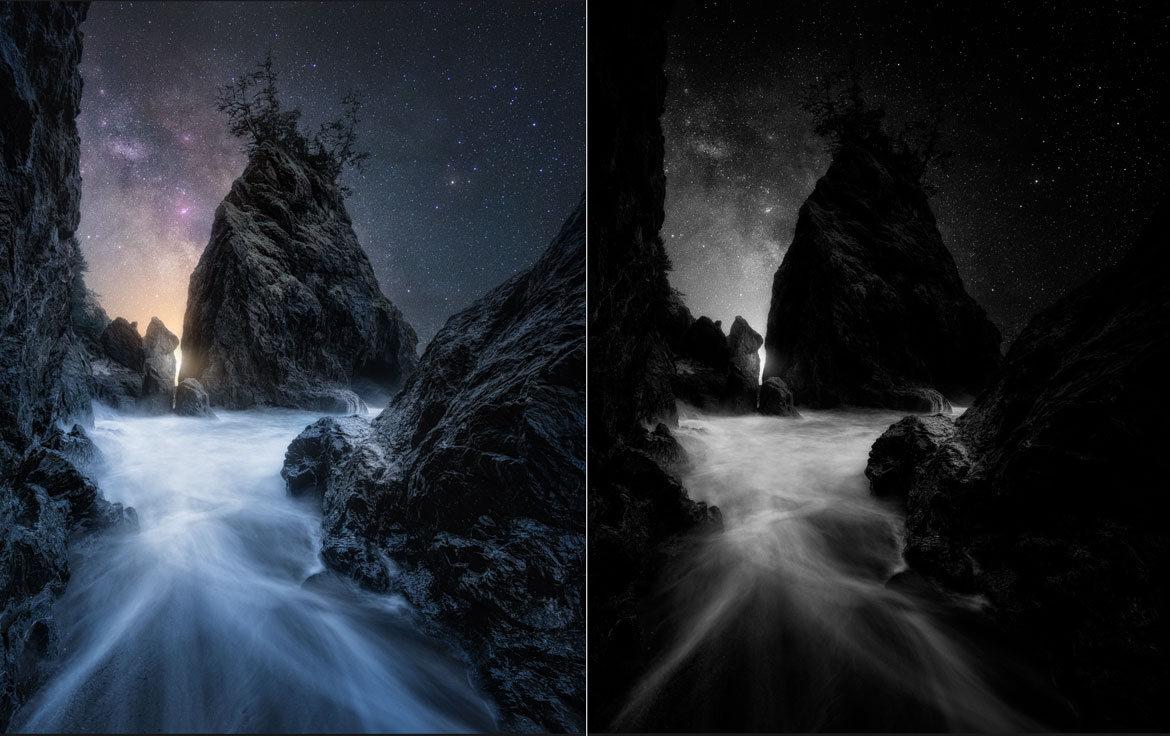 The power of Luminosity Masks
