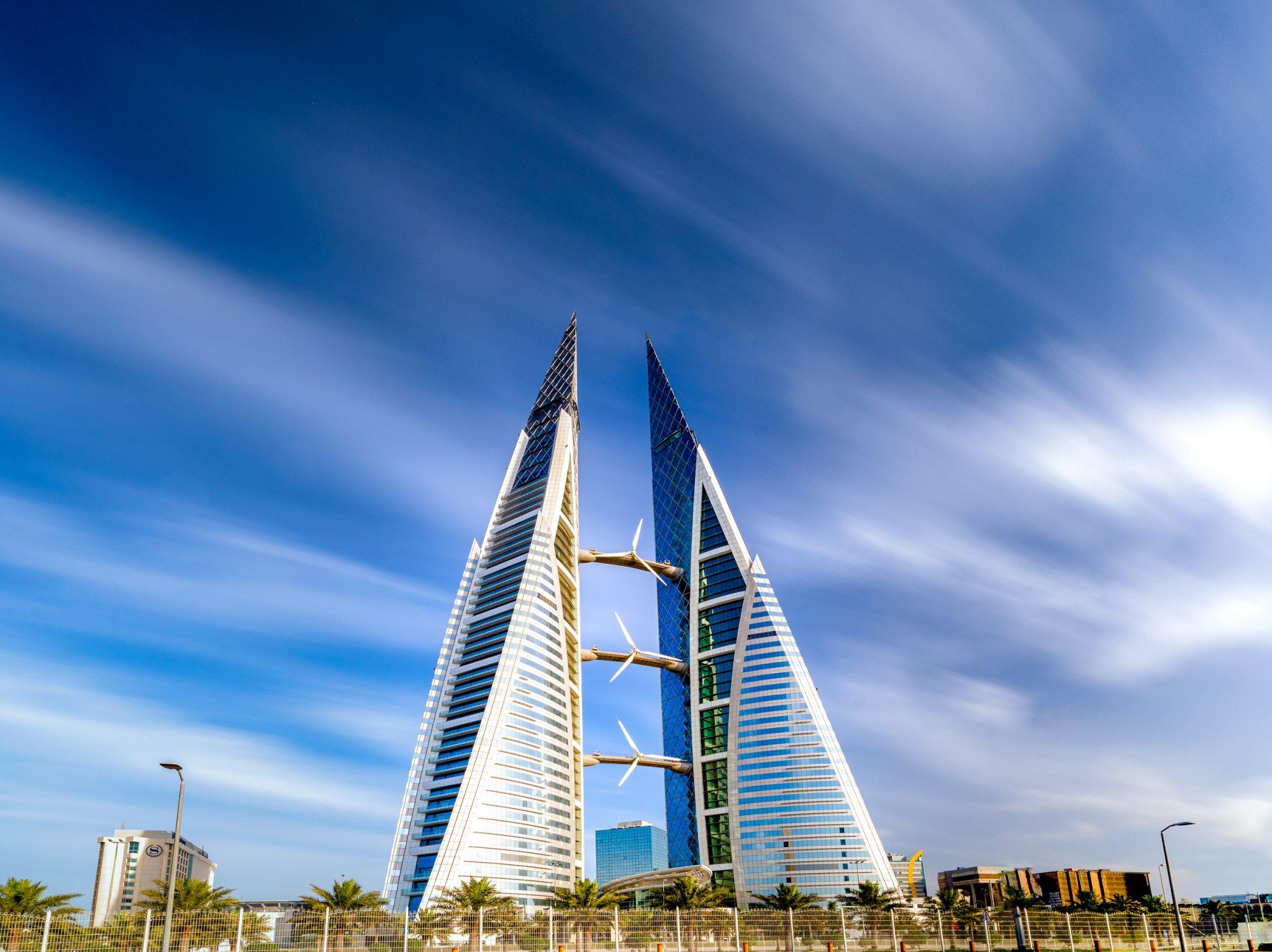 bahrain world trade center, Bahrain