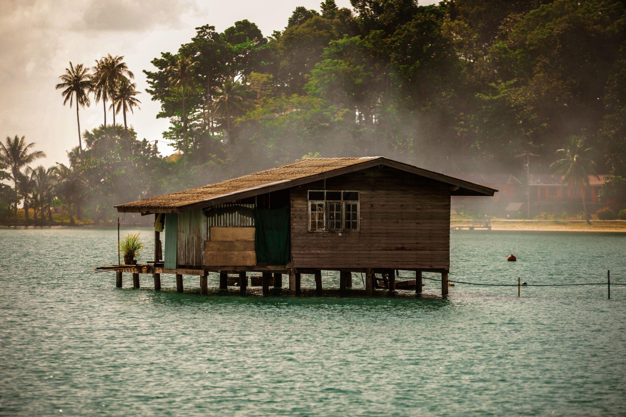 Bang Bao - House on Water, Thailand