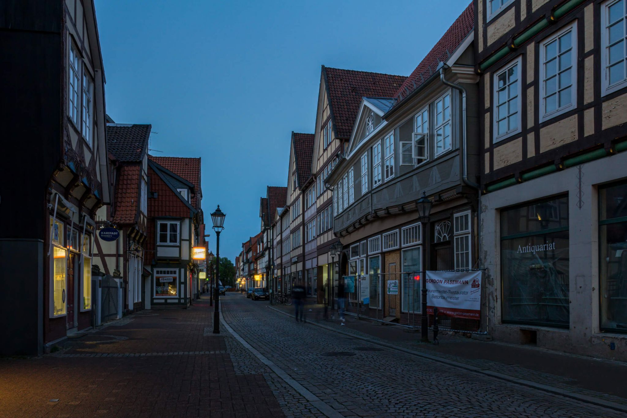 Bergstraße Celle, Germany