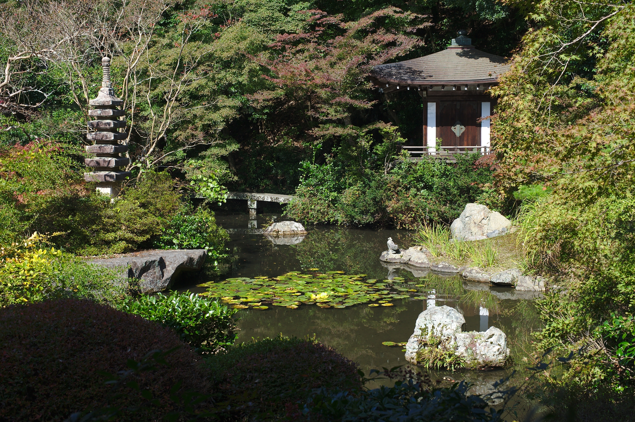 Bishamon-do, Japan