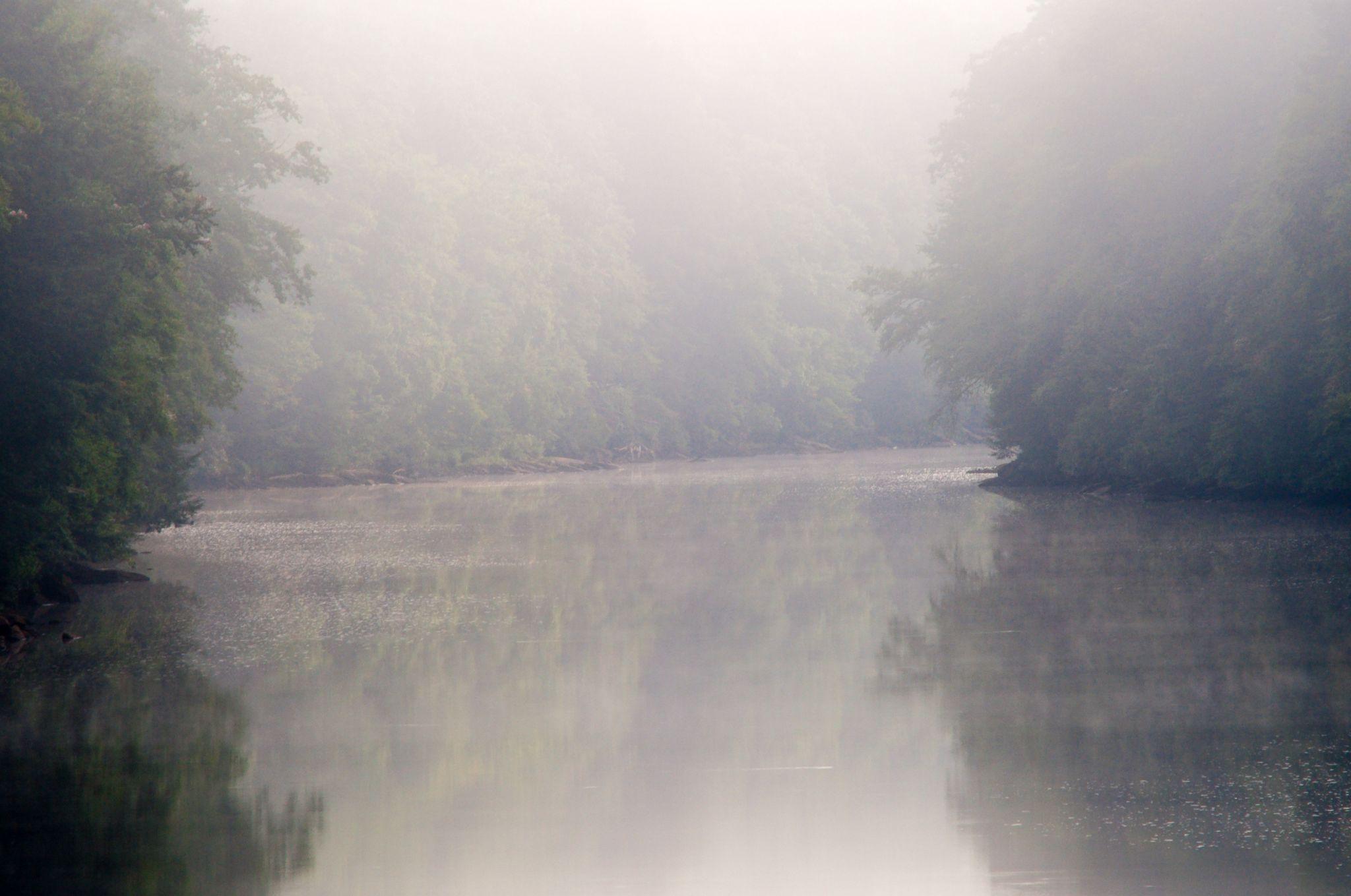 Clarion River at Shamburg, USA