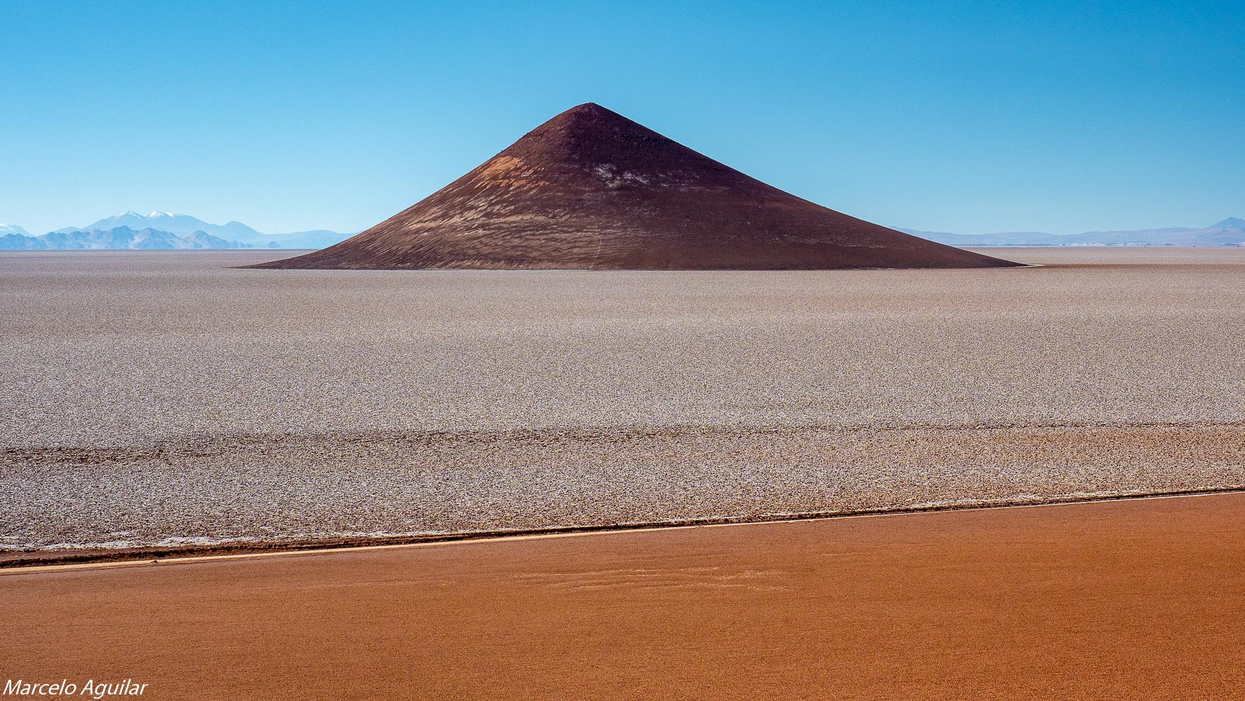 Cono de Arita, Argentina