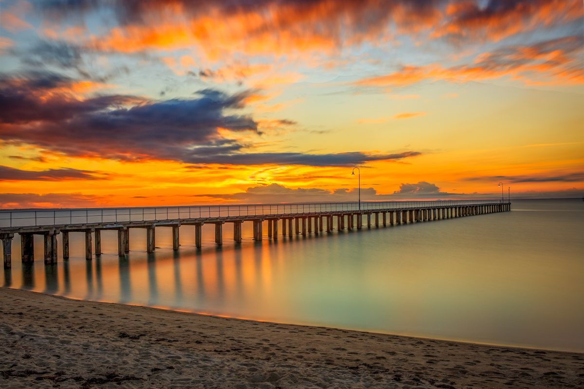 Dromana Pier, Australia