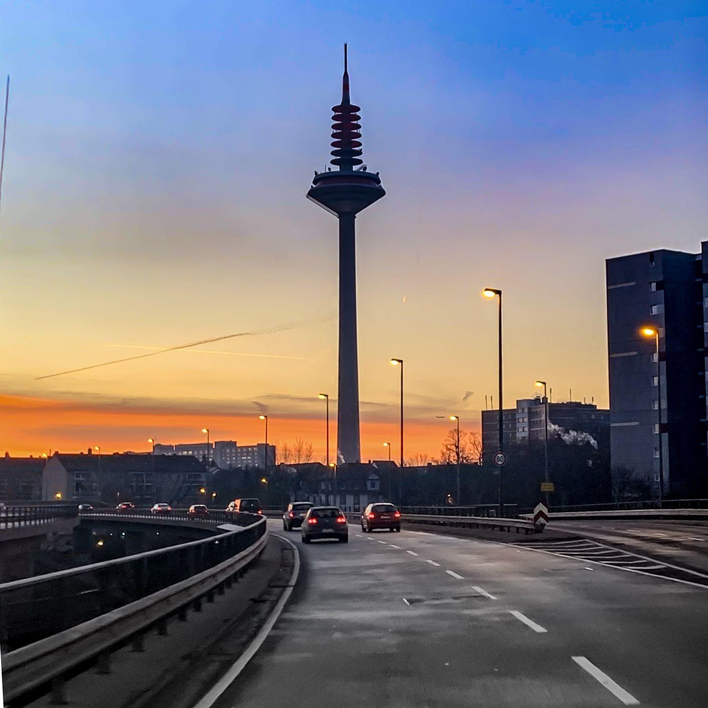 Europaturm Frankfurt, Germany