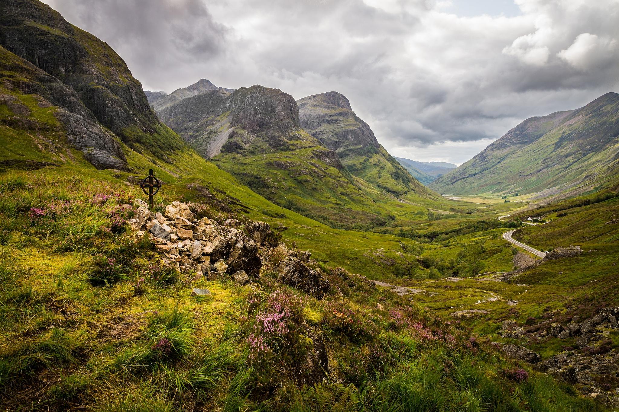 Glen Coe Scotland, United Kingdom