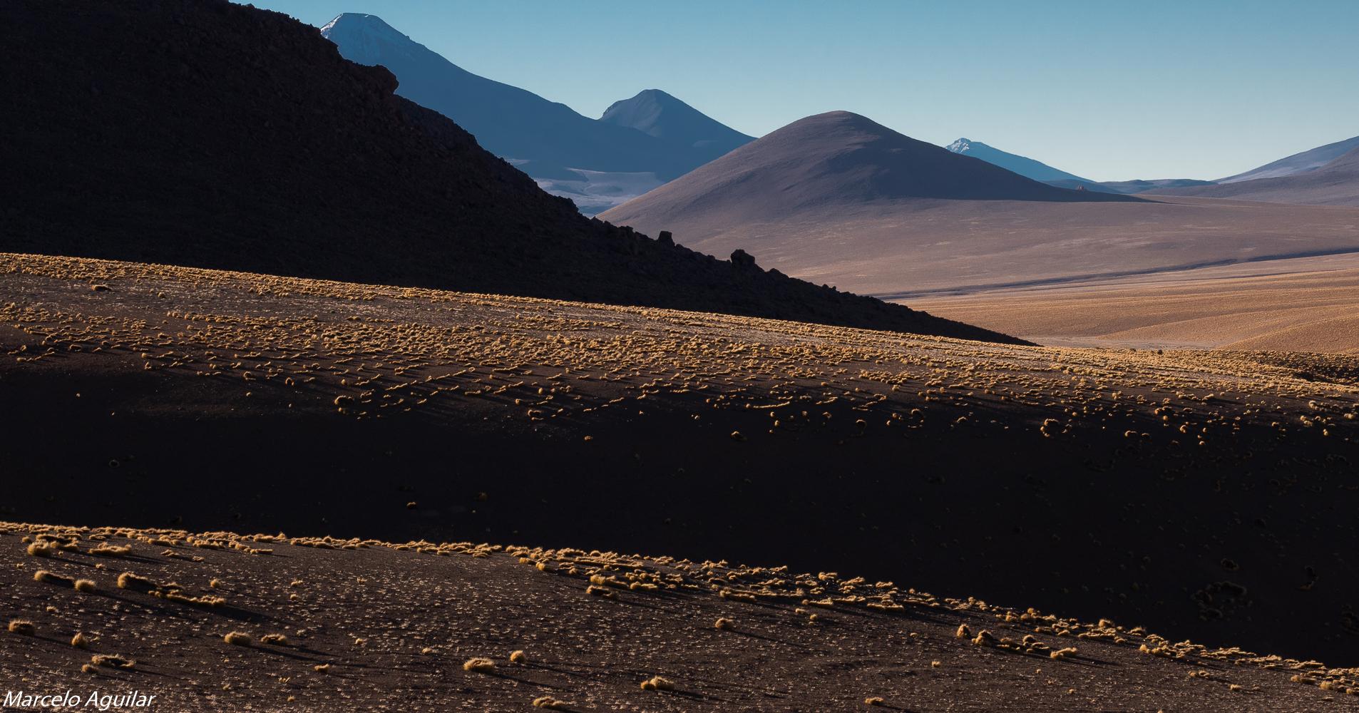 Going to Laguna Hedionda, Bolivia