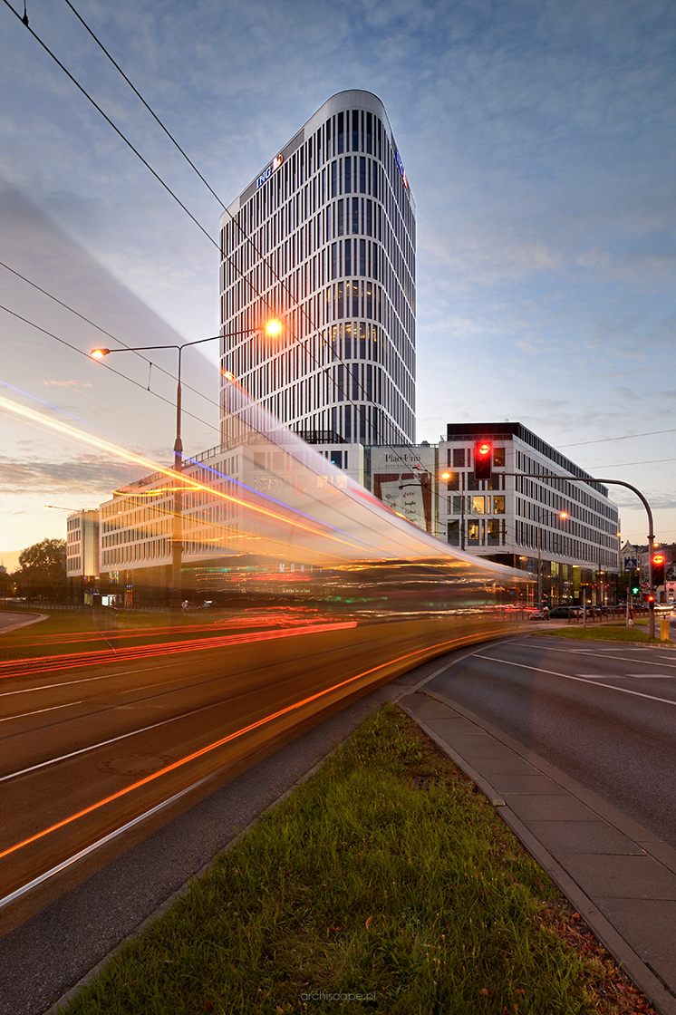ING Tower (Plac Unii), Poland