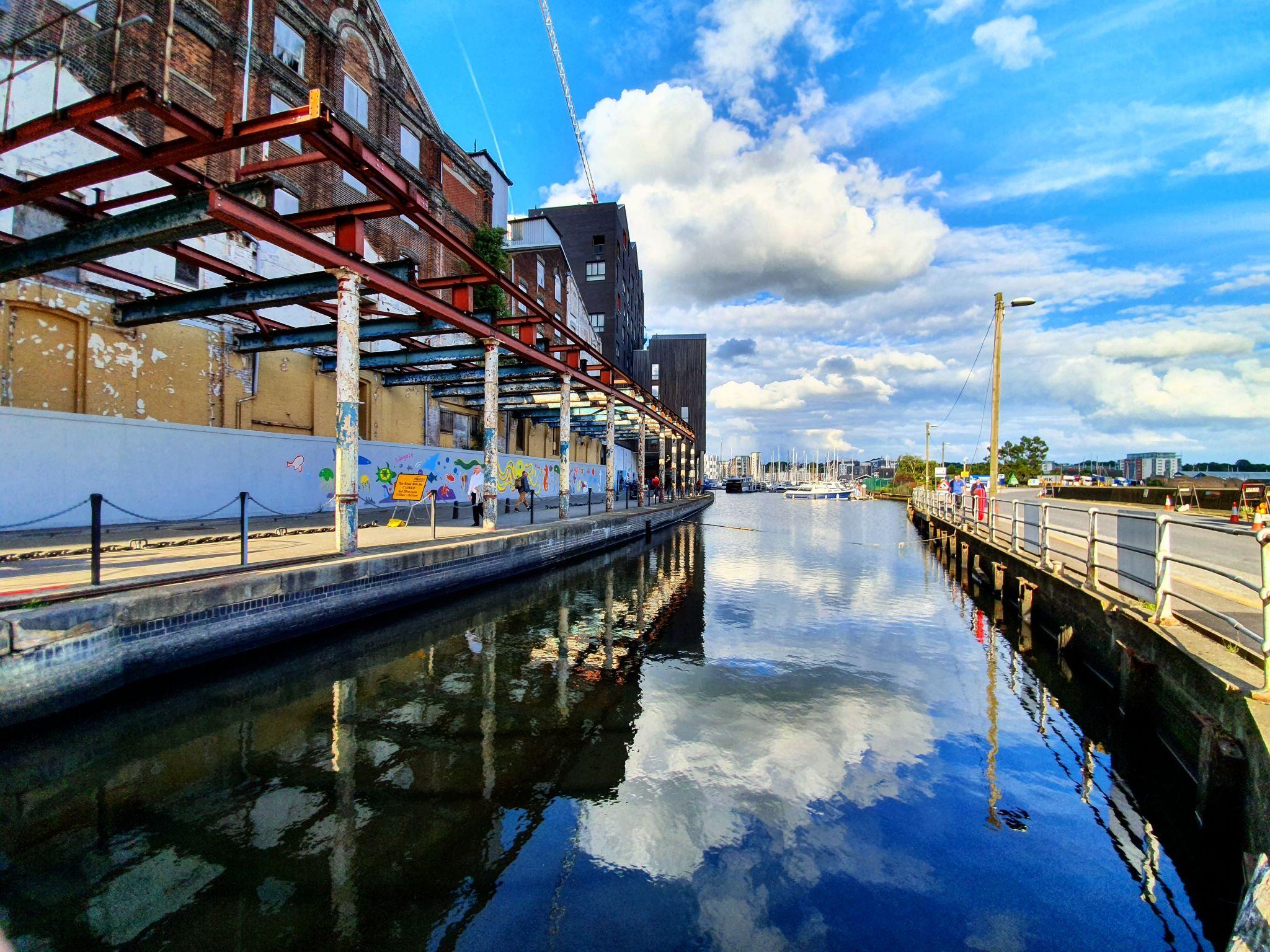 Ipswich Waterfront, Suffolk, United Kingdom