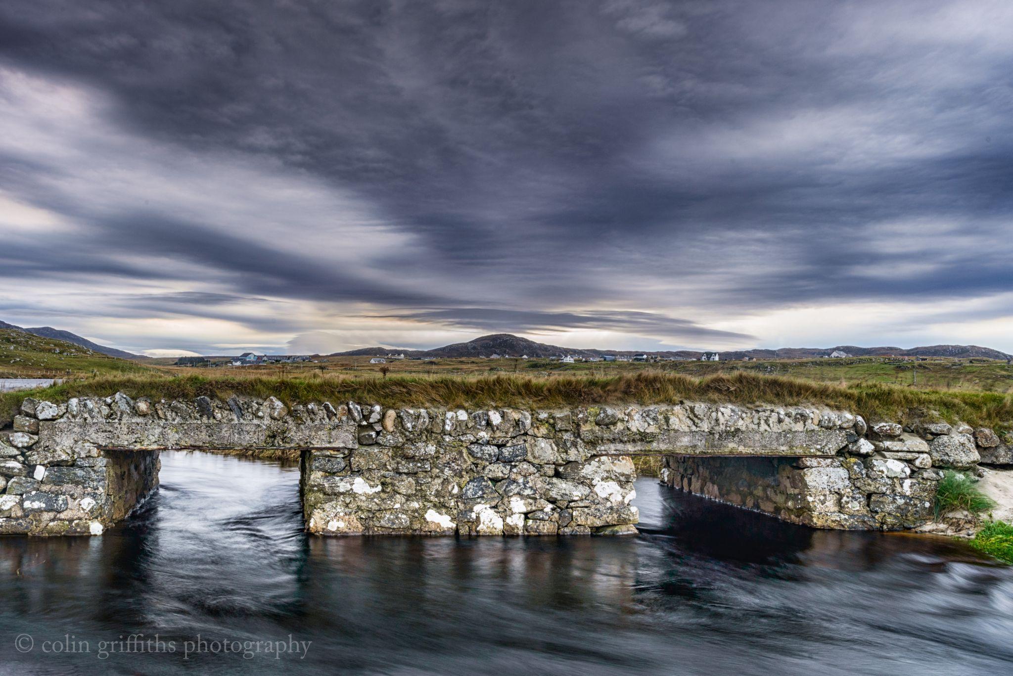 Isle of Lewis landscape, United Kingdom