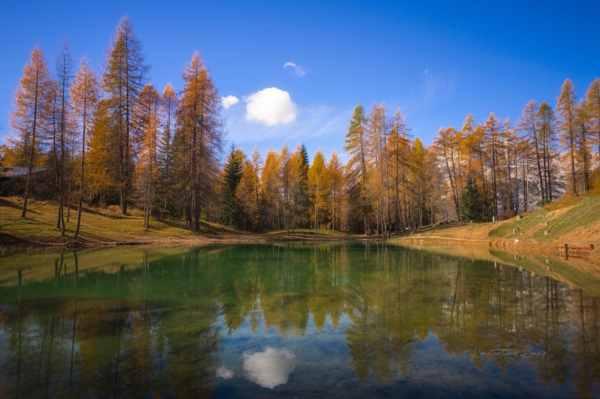 Lago Scin, Italy