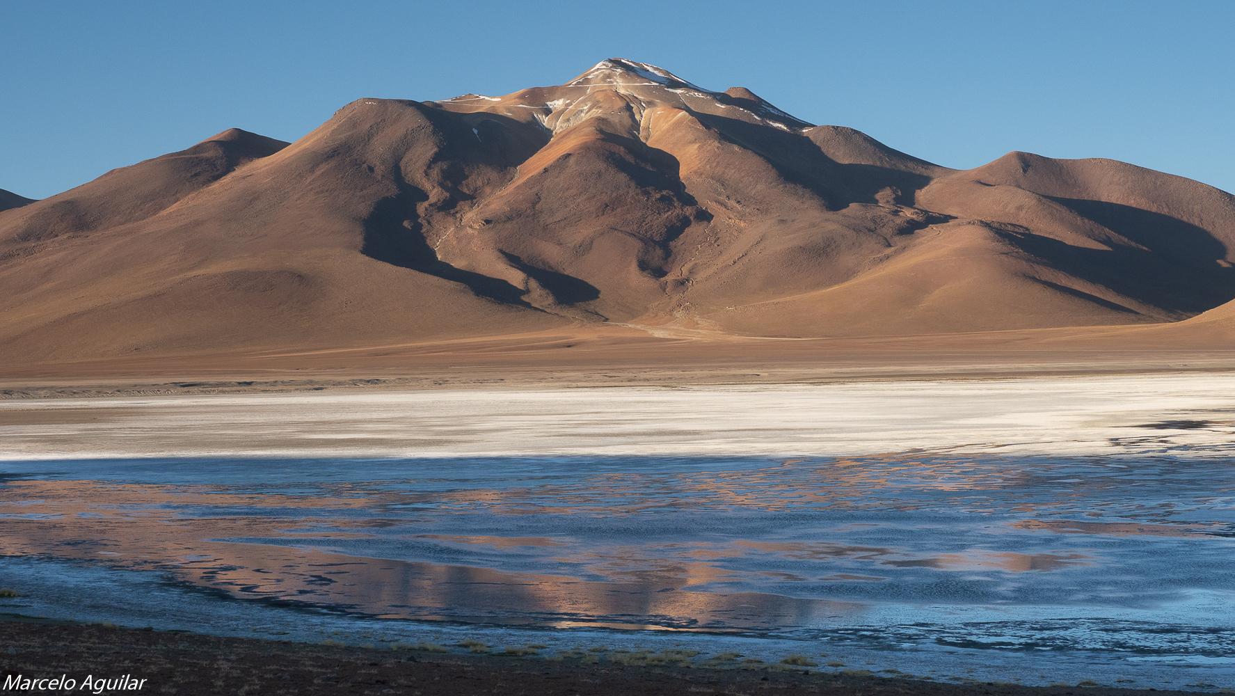 Laguna Cachi, Bolivia