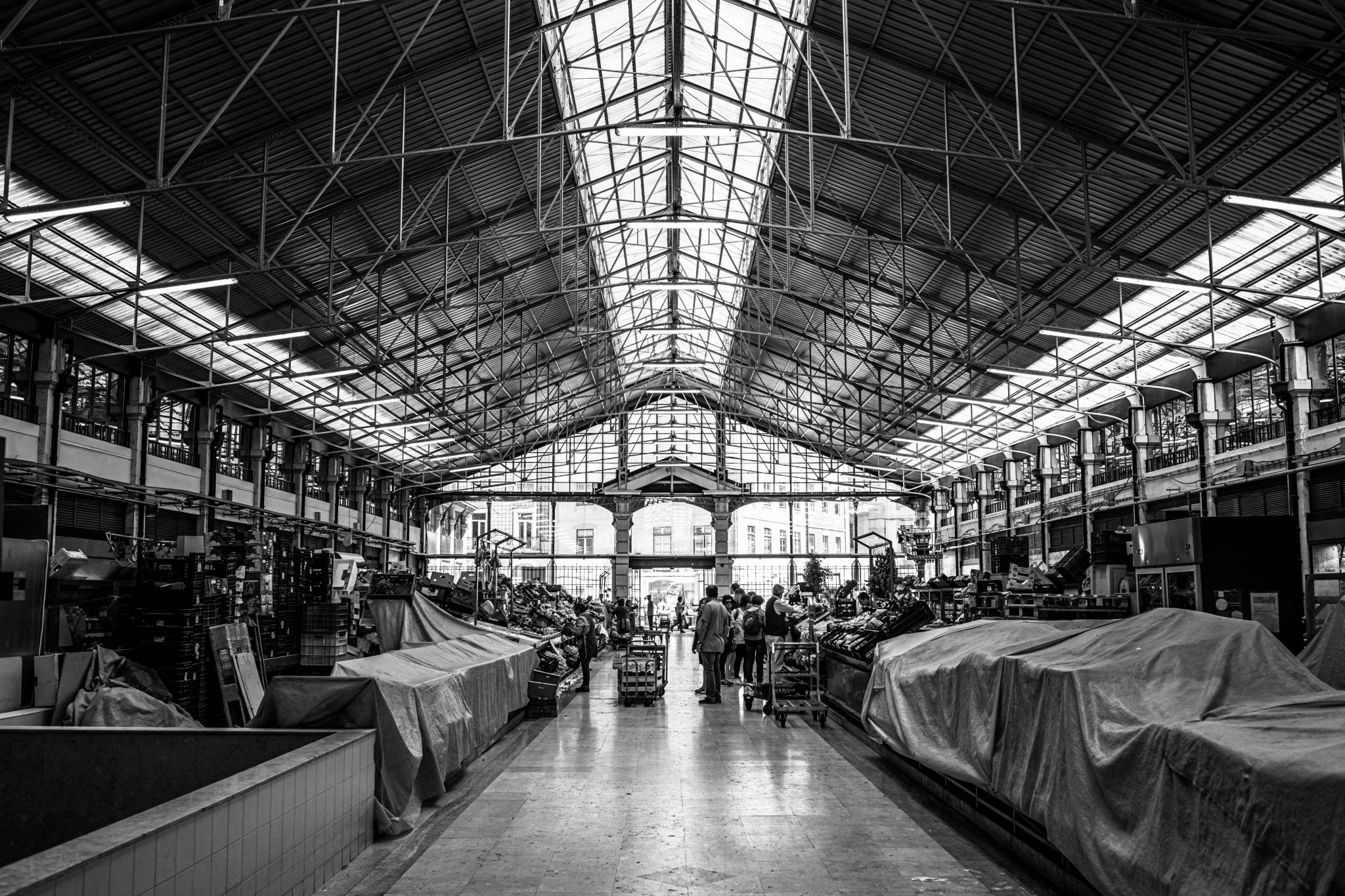 Ribeira Markt, Portugal