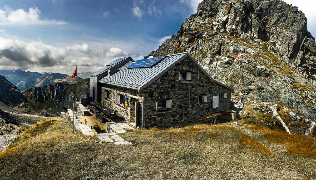 Medelserhütte - Graubünden, Switzerland, Switzerland