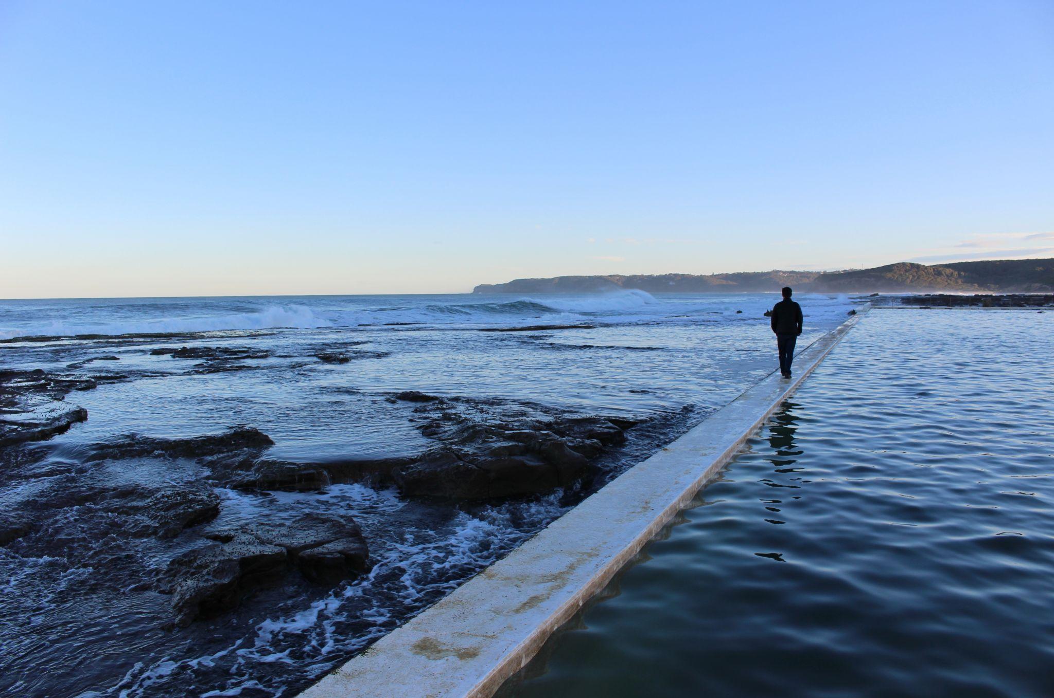 Merewether Ocean Baths, Australia