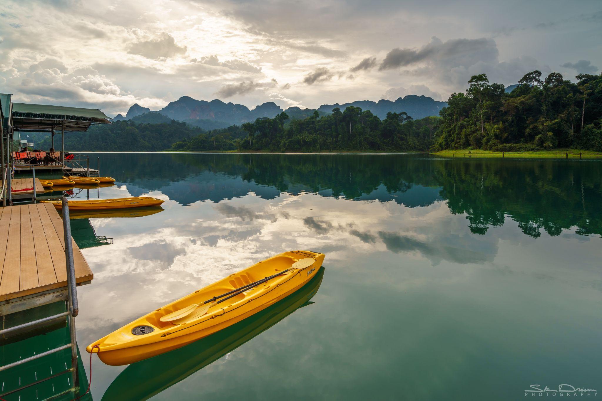 Mirror Lake, Thailand