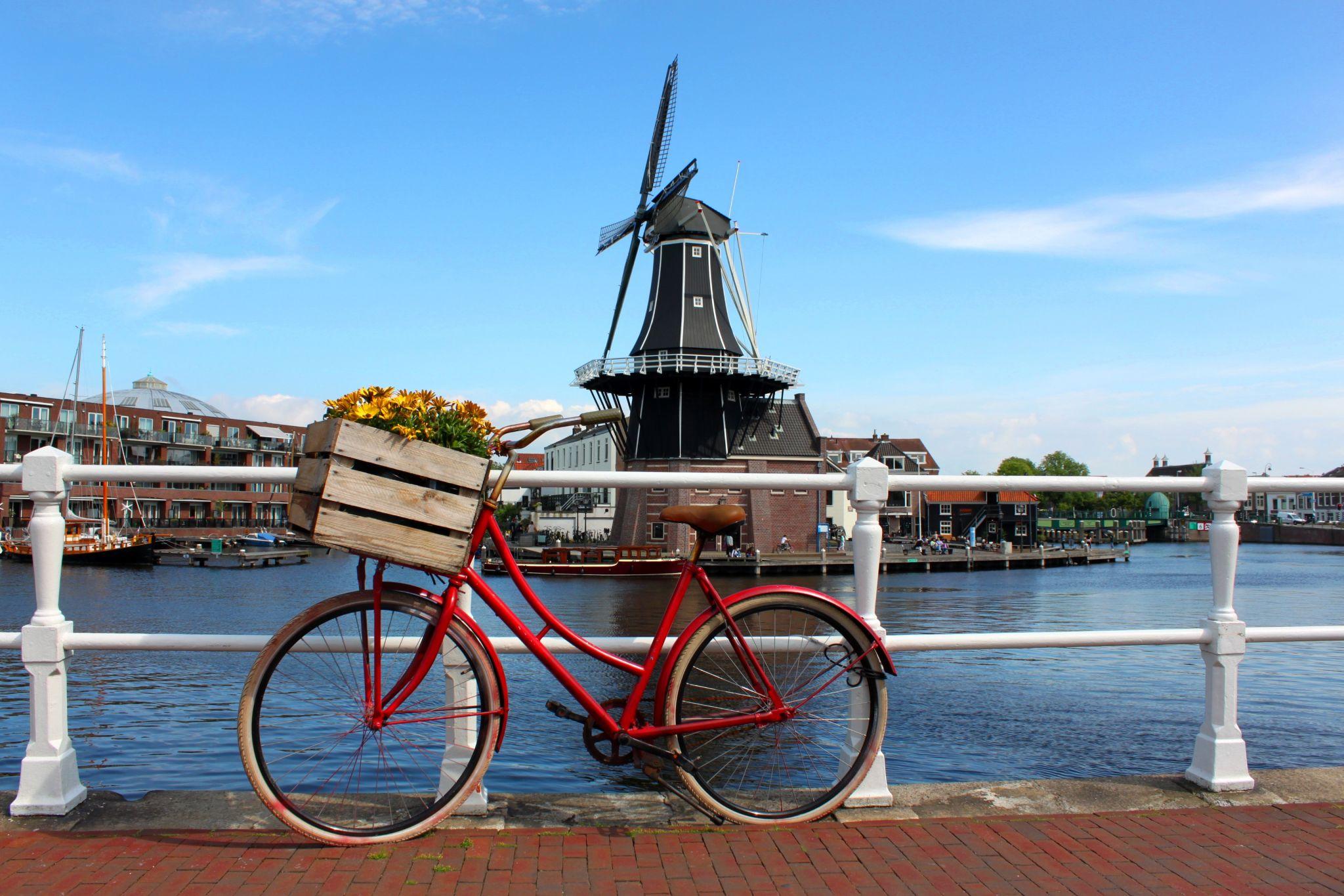 Mühle 'De Adriaan', Netherlands