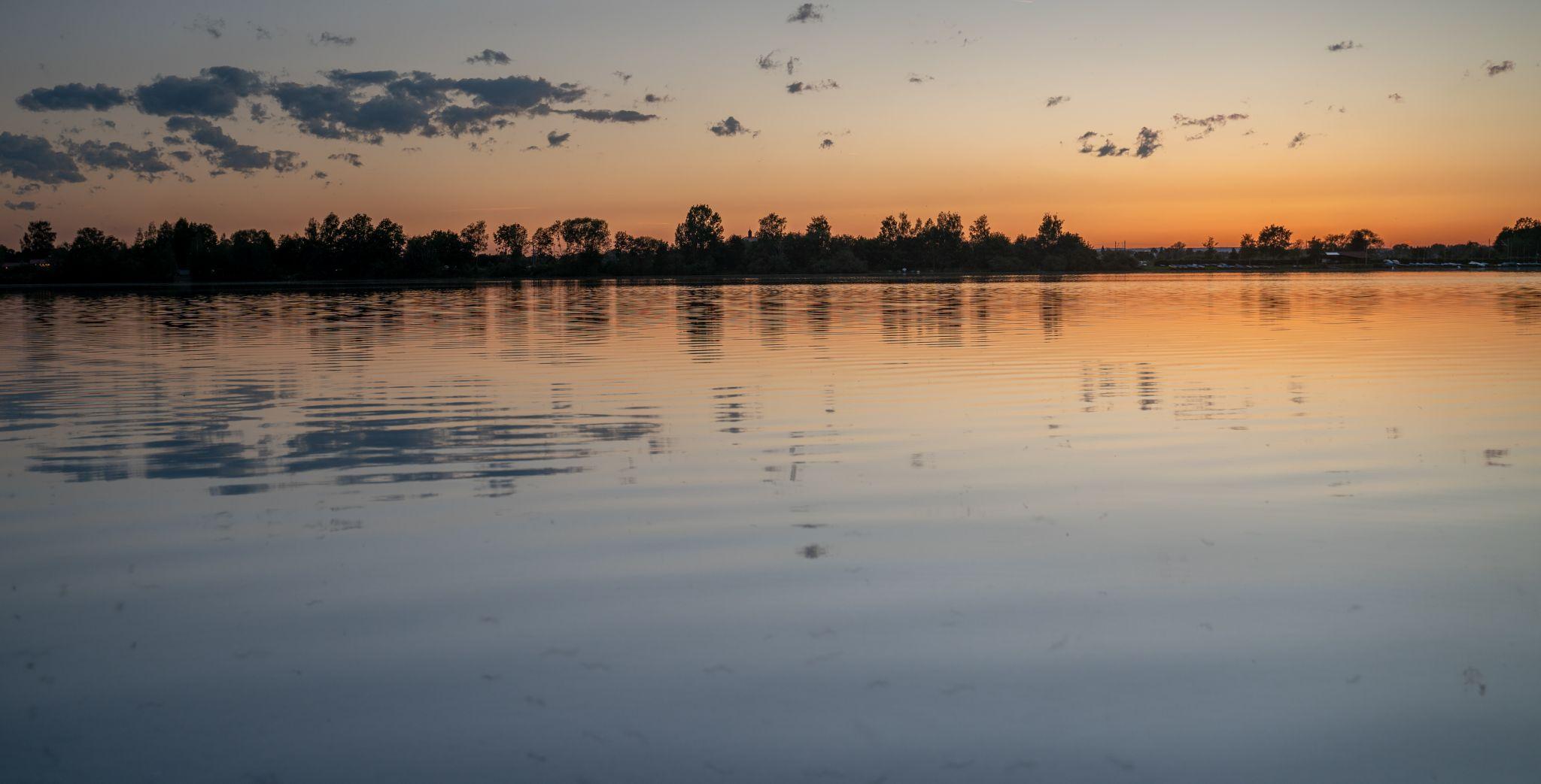 Natural Lake, Germany