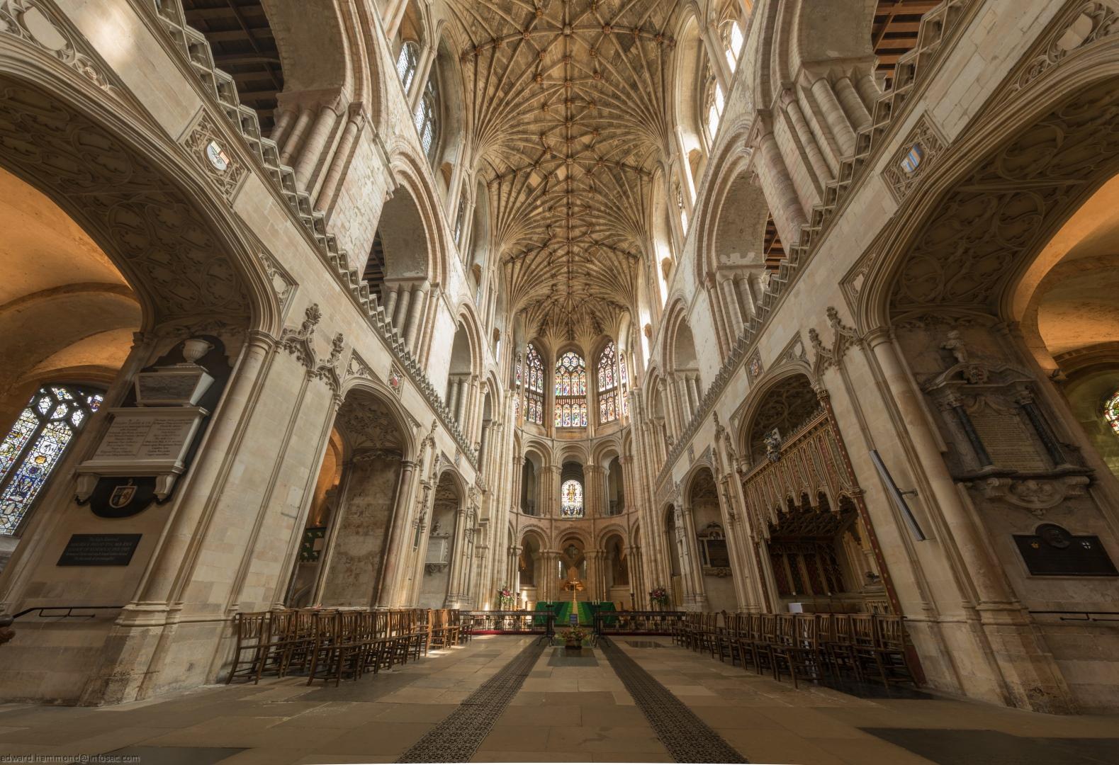Norwich Cathedral, United Kingdom