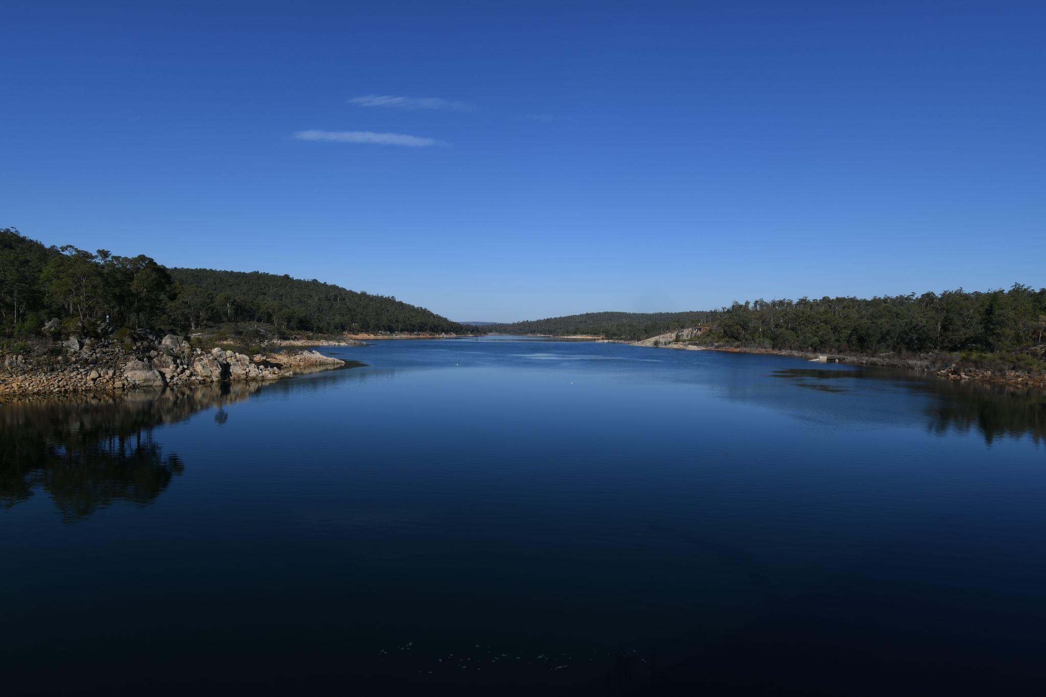O'Connor Lake Perth WA, Australia
