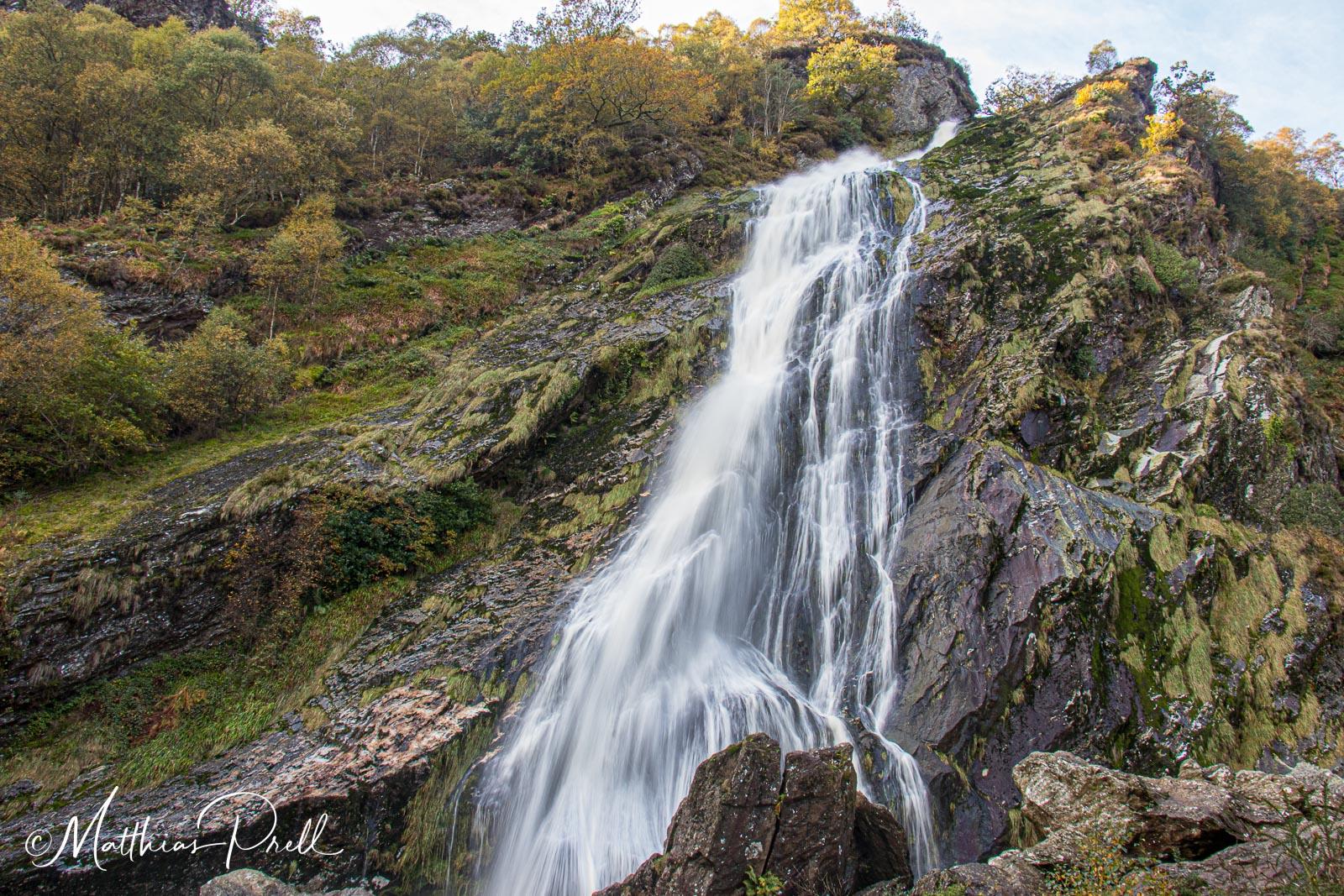 Powerscourt Wasserfall, Ireland