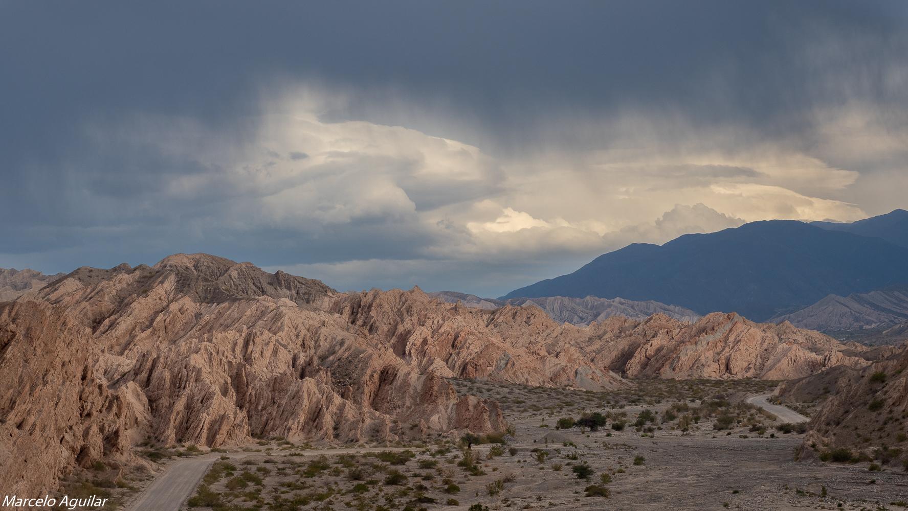 Quebrada de las Flechas, Argentina