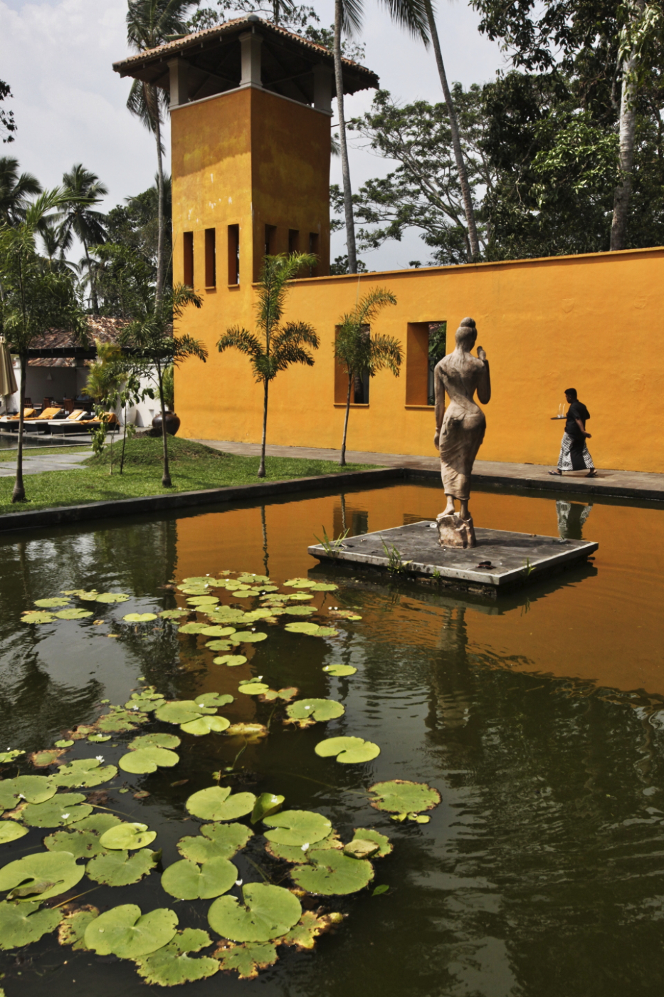 Quiet afternoon, Sri Lanka