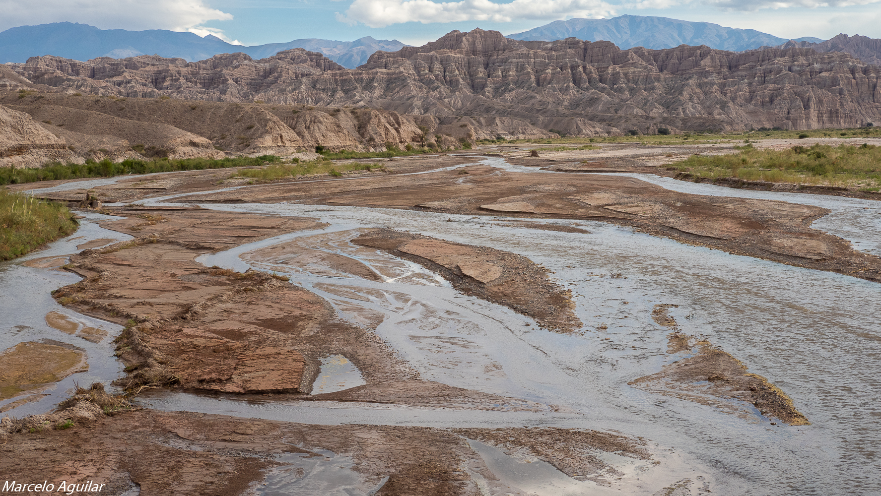 Río Calchaquí, Argentina