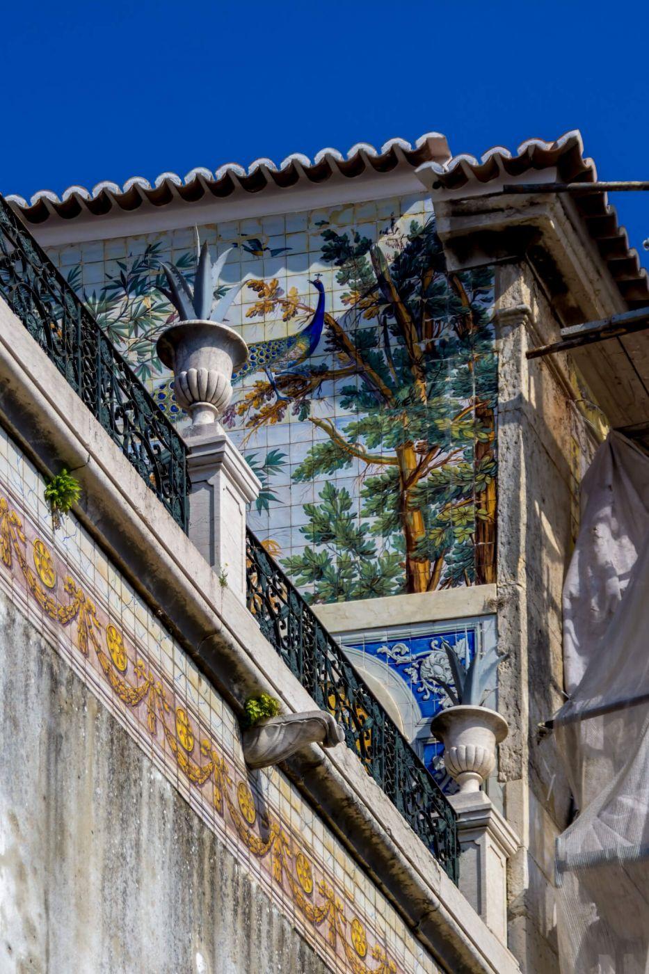 Rua das Pedras Negras, Lisbon, Portugal