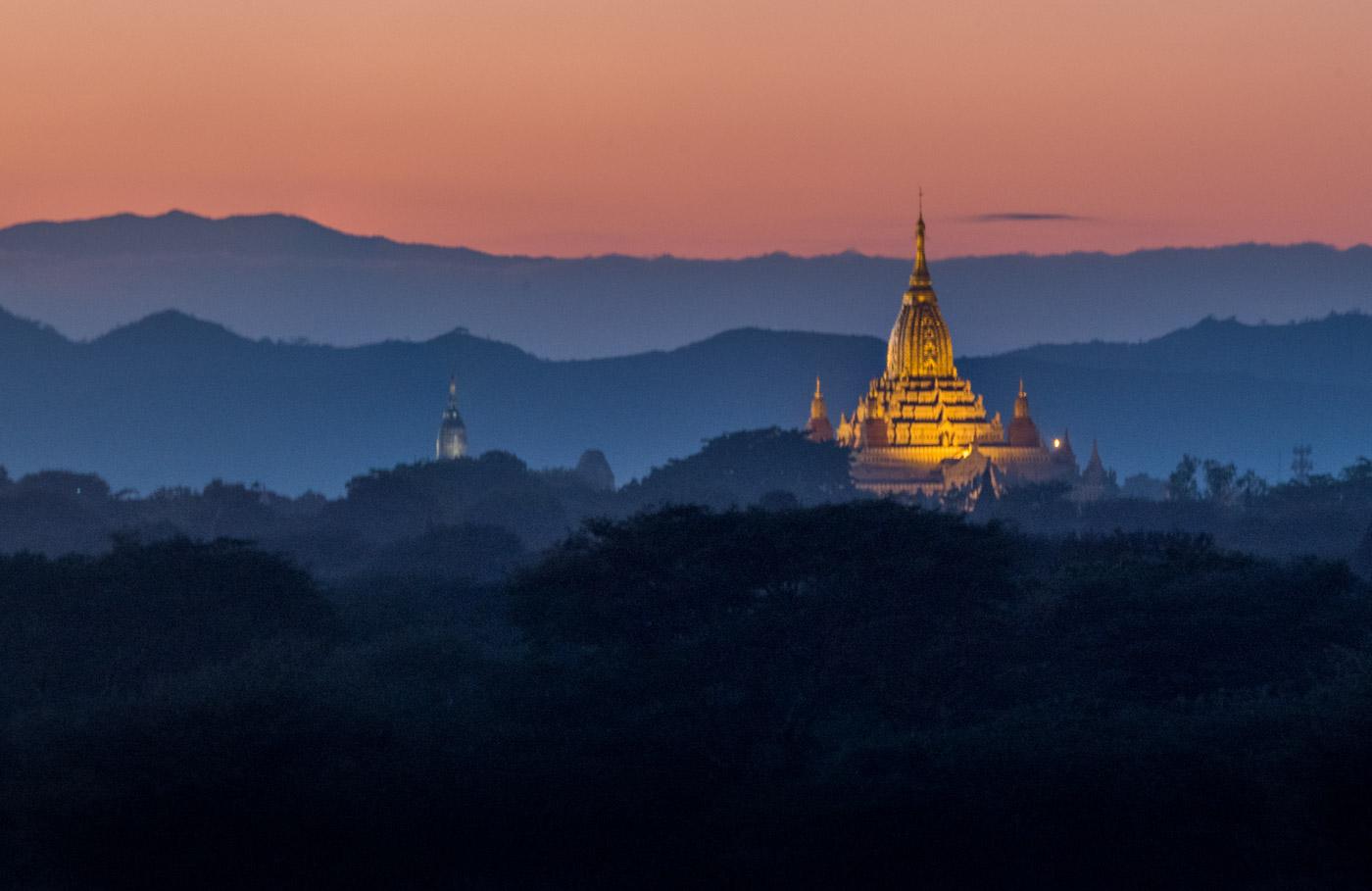 Shwegu Gyi Phaya, Myanmar