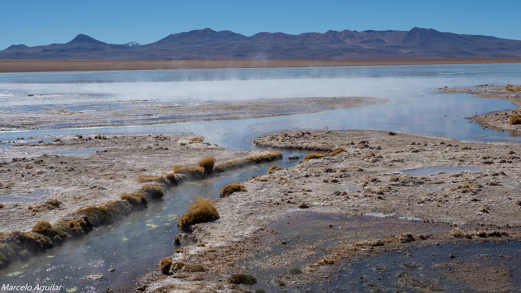 Termas de Polques, Bolivia