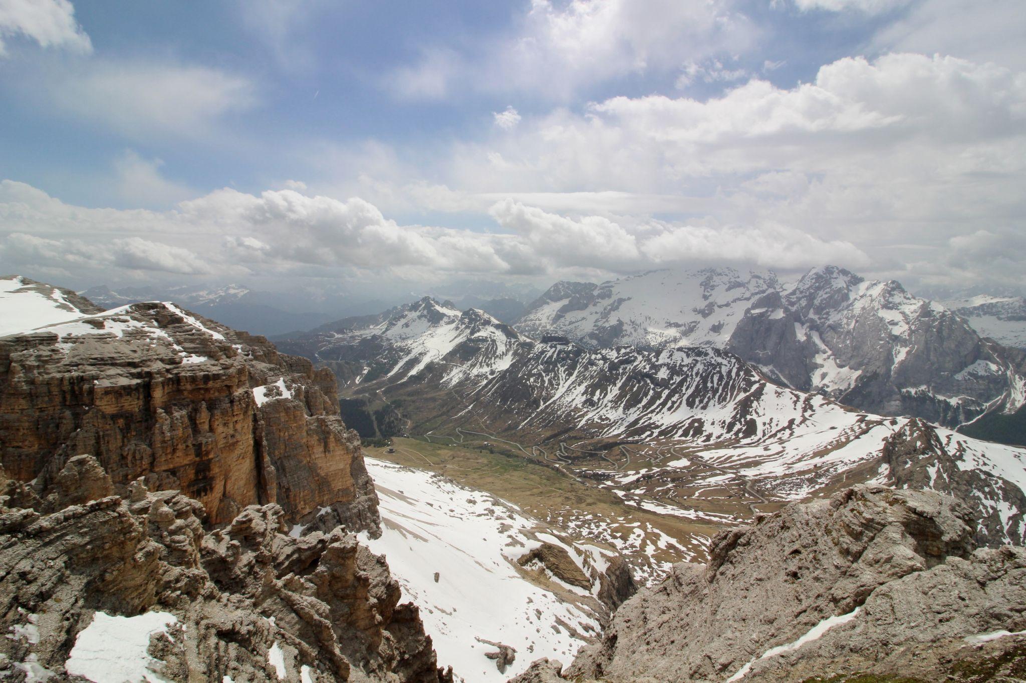 Terrazza Delle Dolomiti Loc Passo Pordoi 38032 Canazei Tn