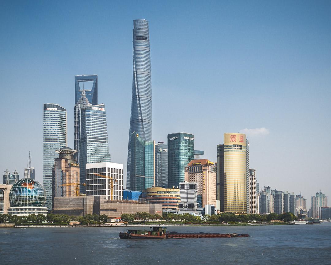 The Bund, China