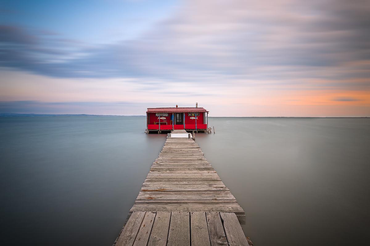 The lagoon of Kalochori - Greece, Greece