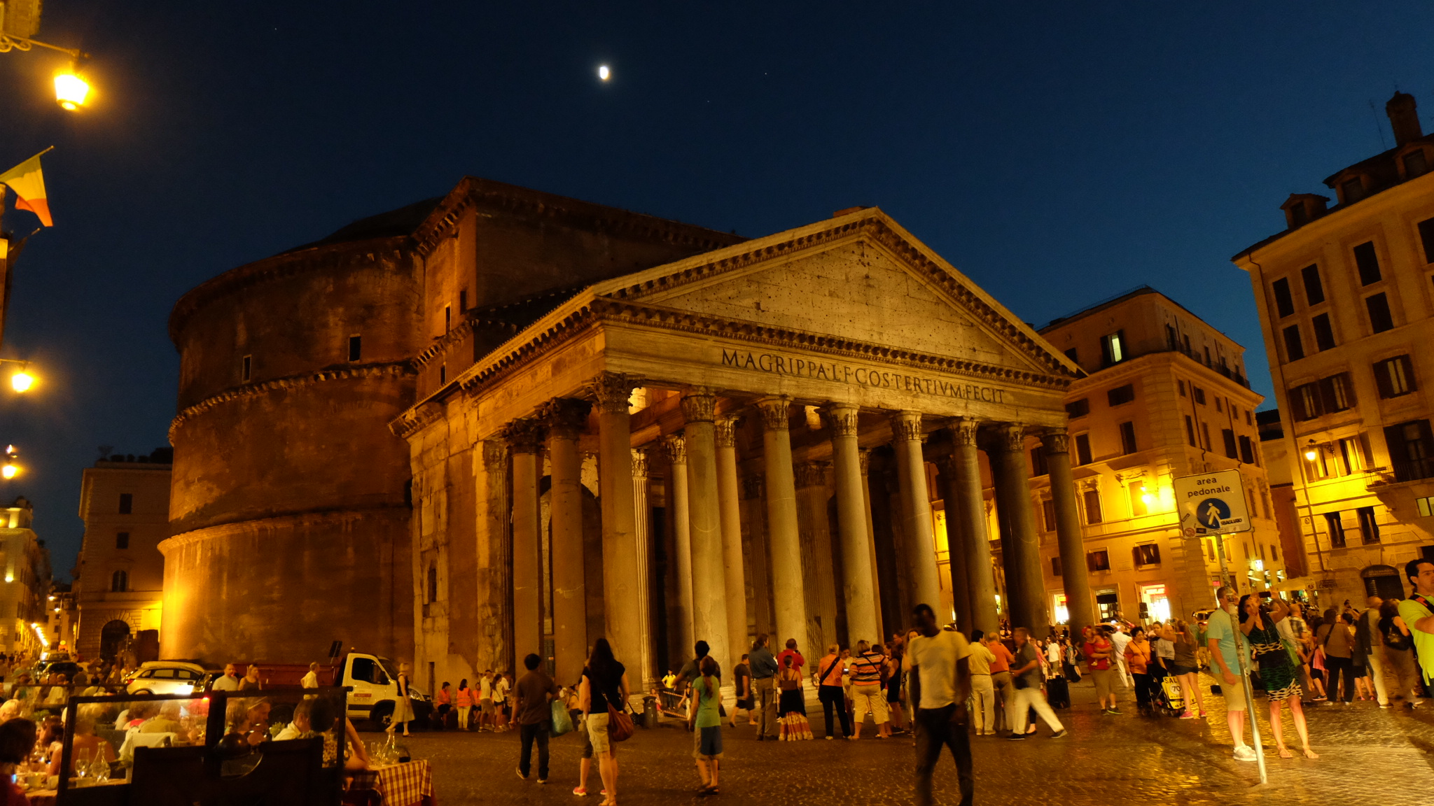 The Pantheon - Rome, Italy, Italy