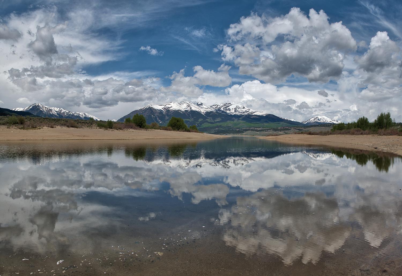 Twin Lakes, USA