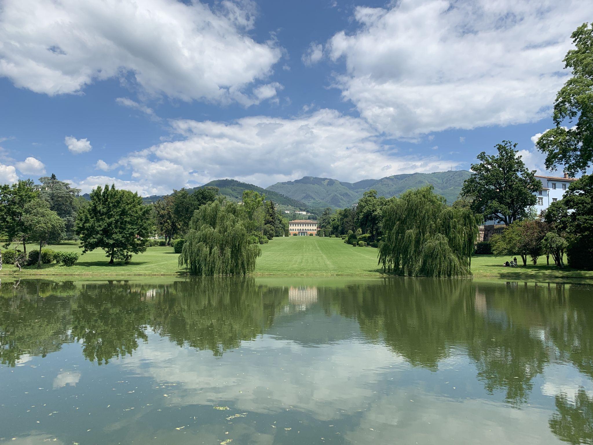 Villa Reale, Italy