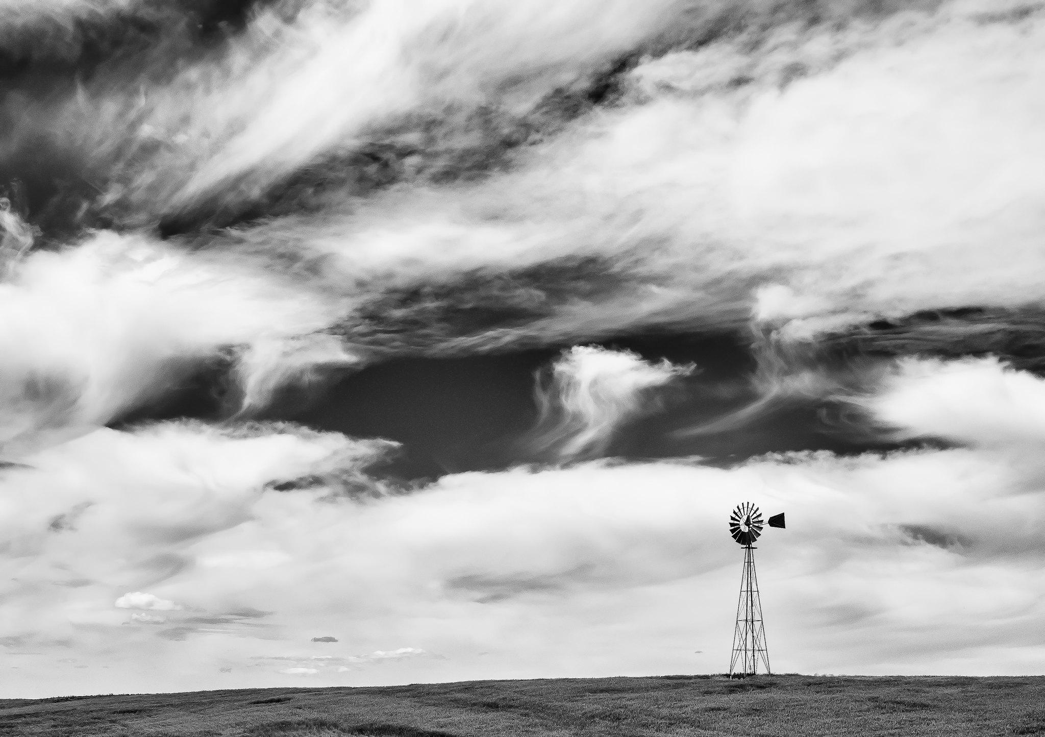 Washtucna Windmill, USA