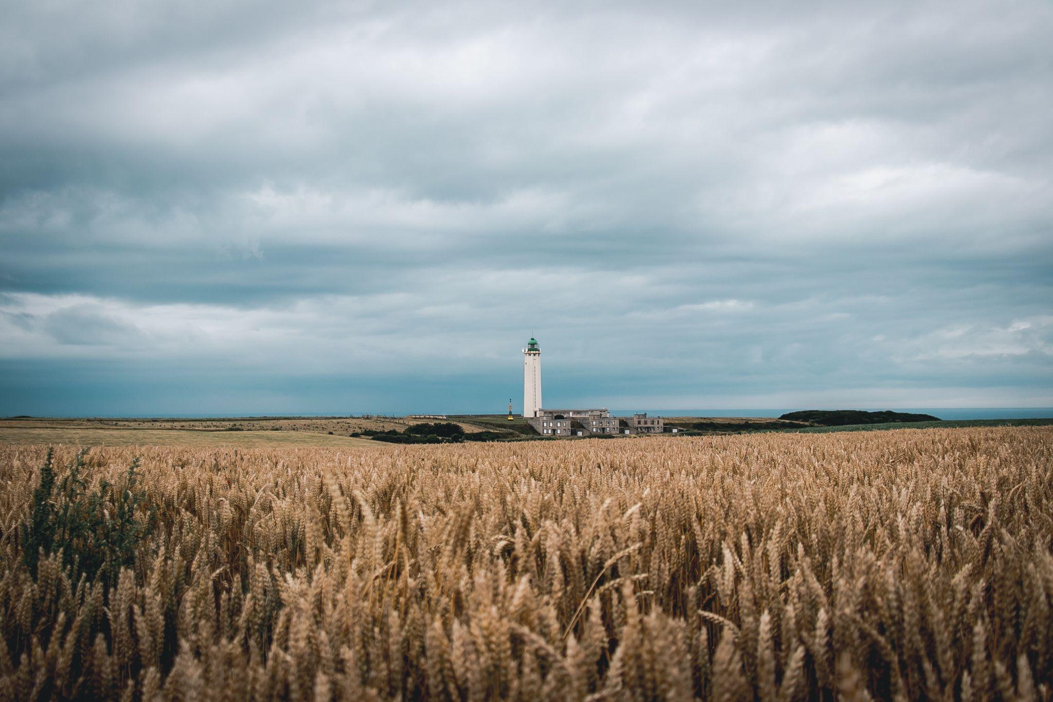 Antifer Lighthouse, France