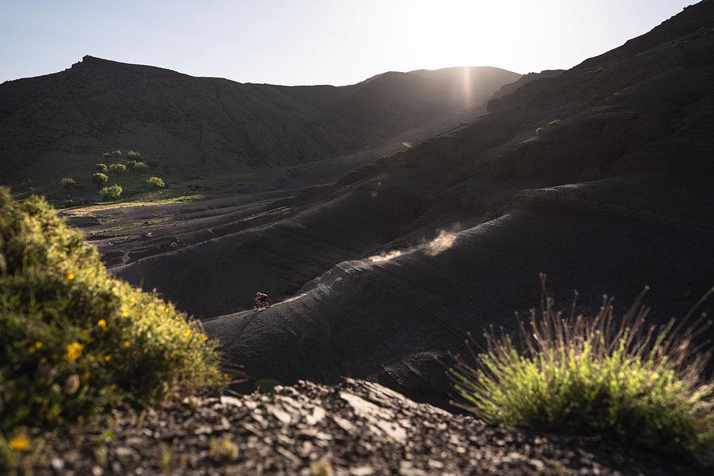Action in the Atlas - Mountain Bike Shooting with Tamron's new E-Mount lenses