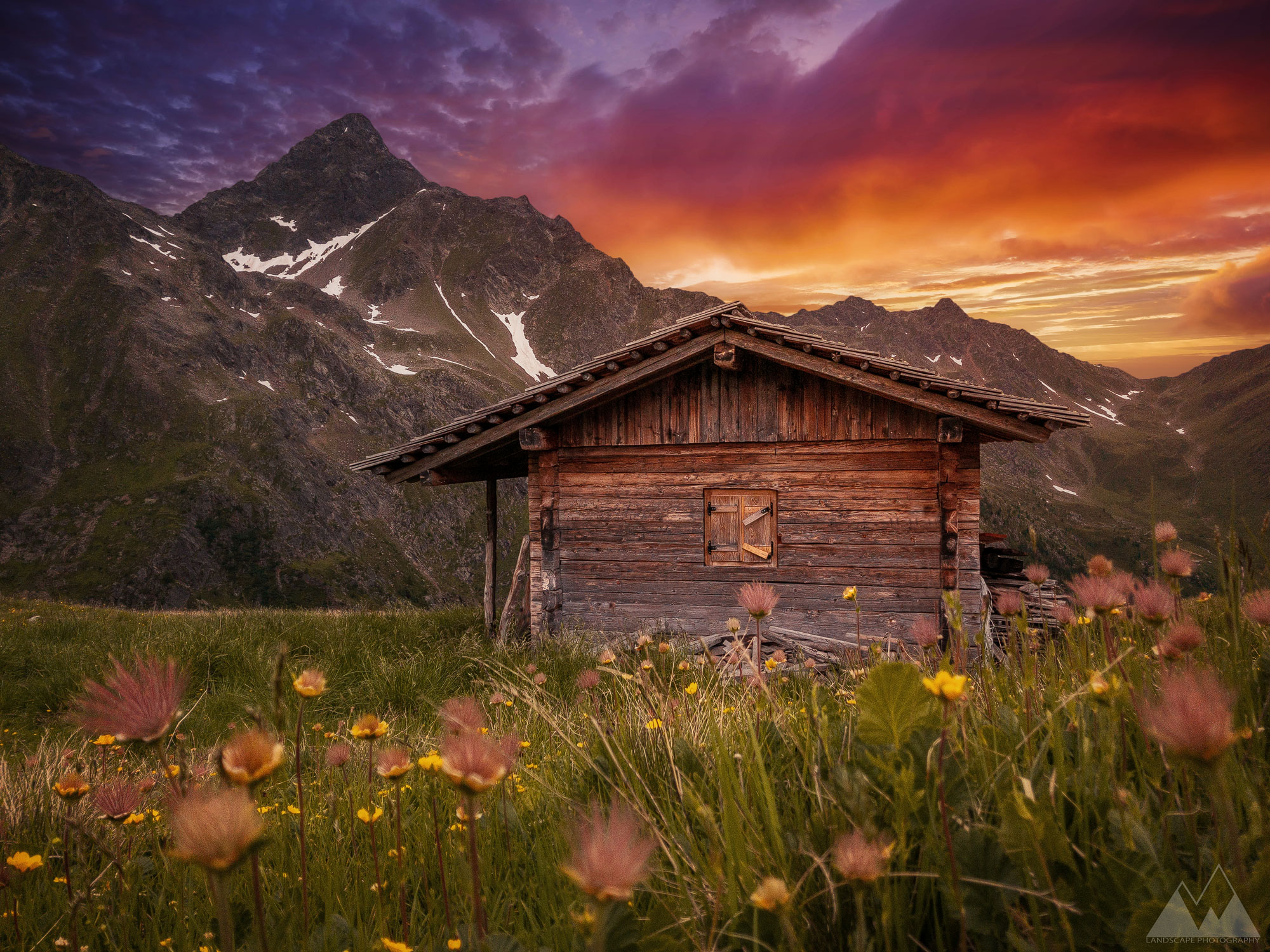 at Mooseralm, Austria
