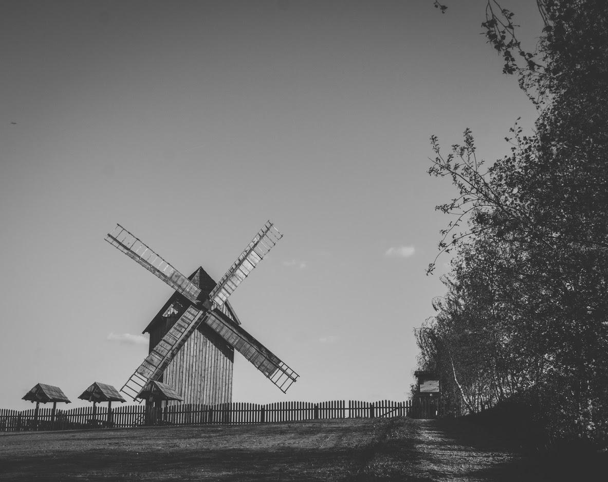 Bierzglowo, Mill, Poland