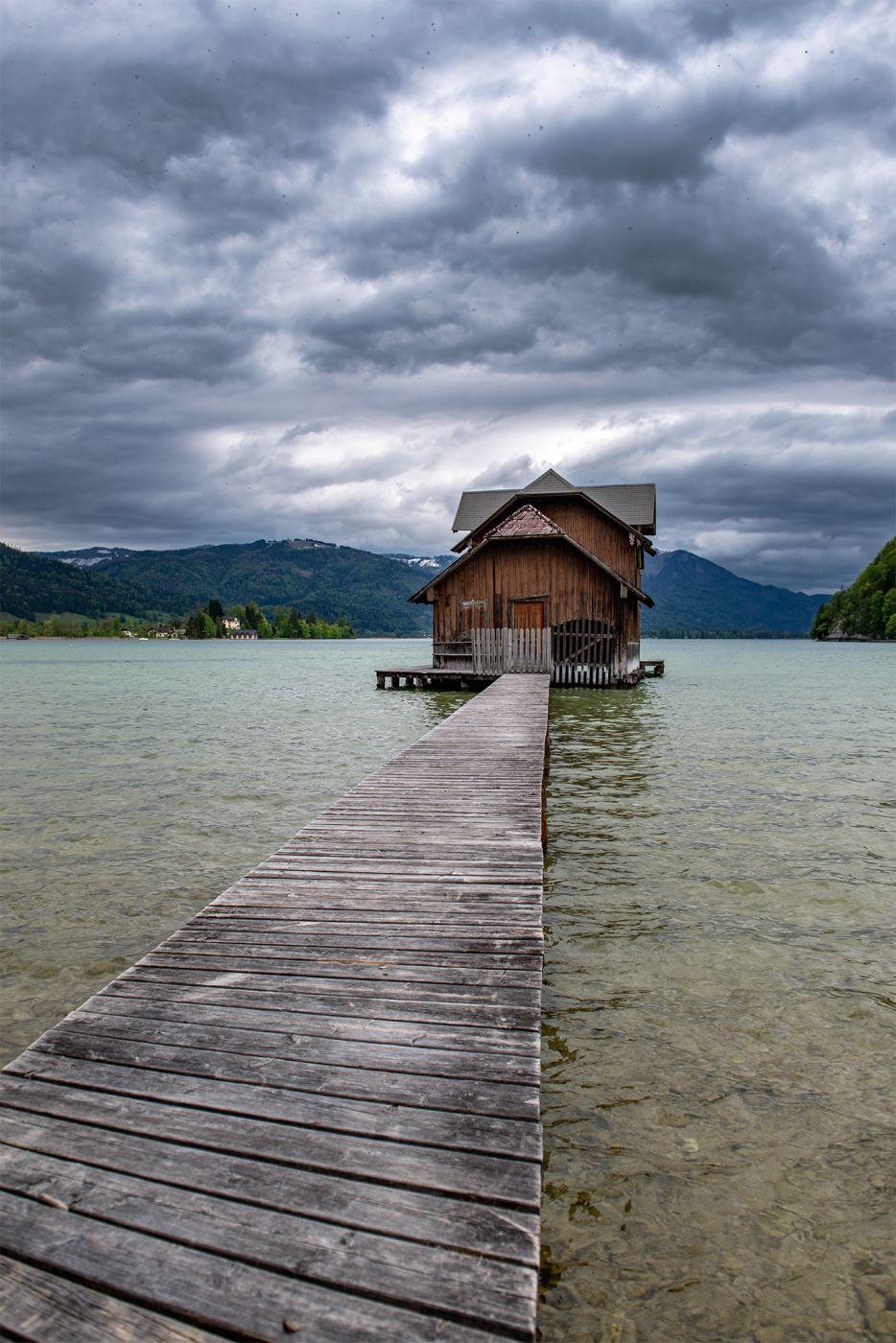 boathouse, Austria