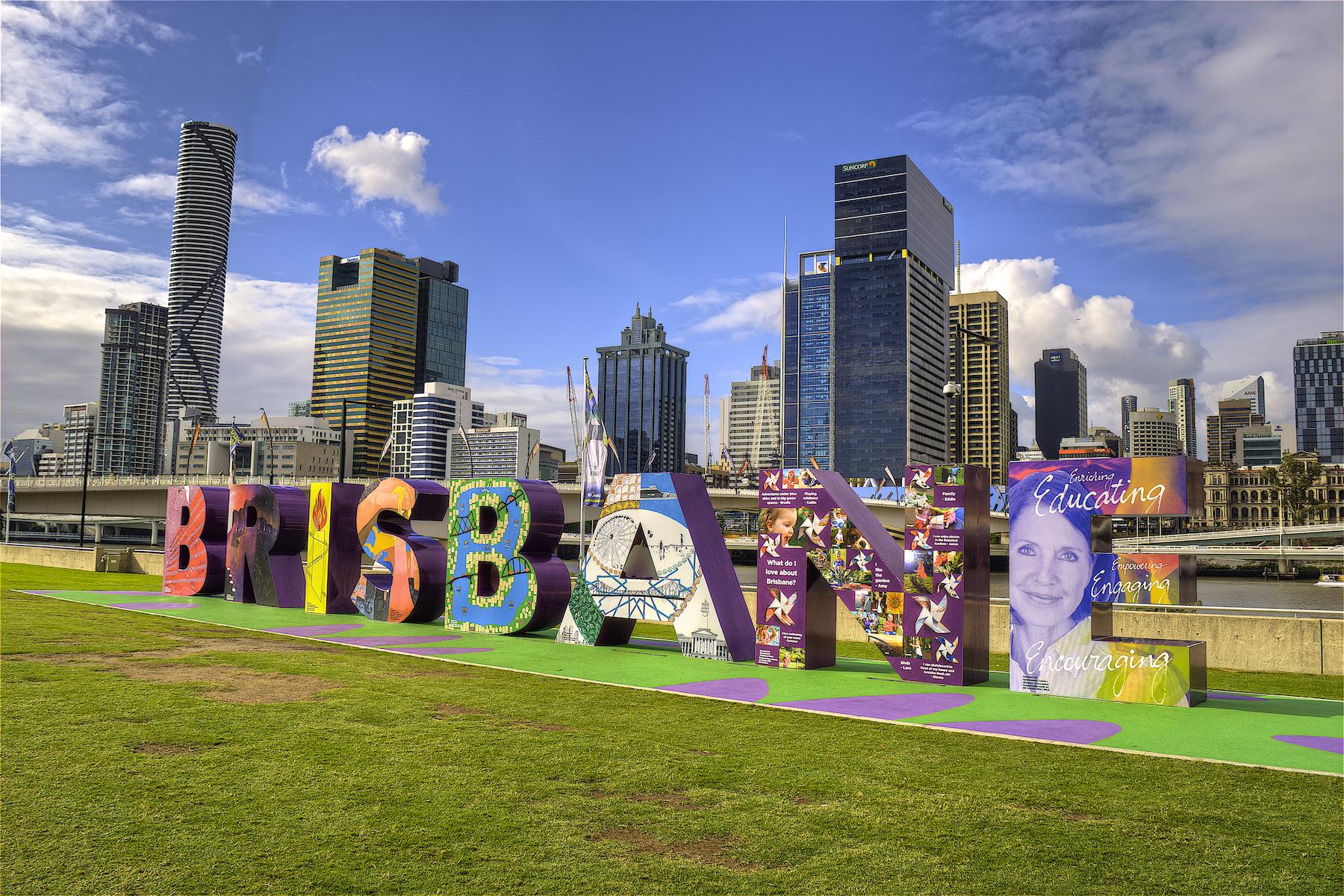 Brisbane Southbank, Australia