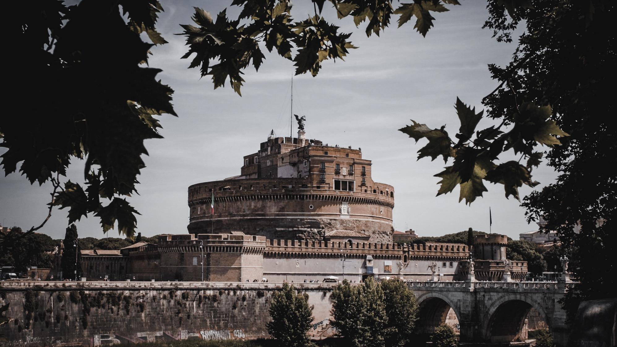 Castel Saint Angelo, Italy