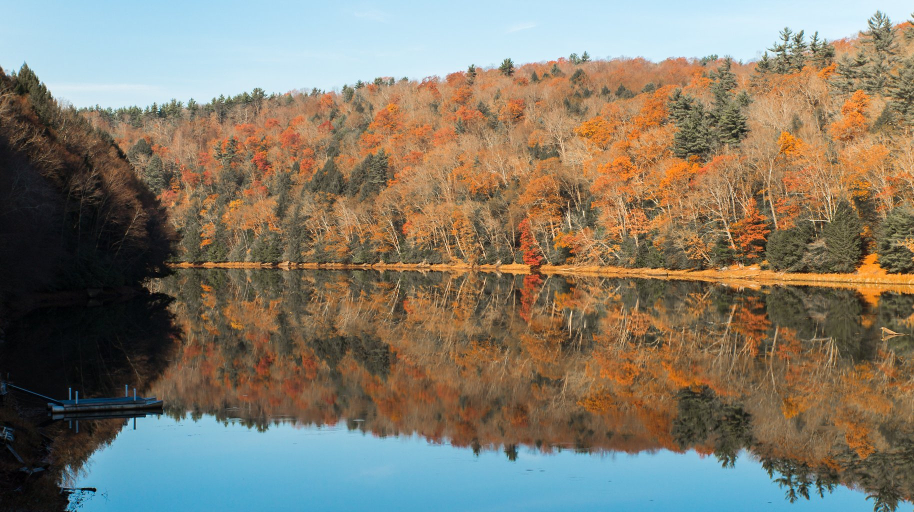 Clarion River near Toby Creek Boat Launch, USA