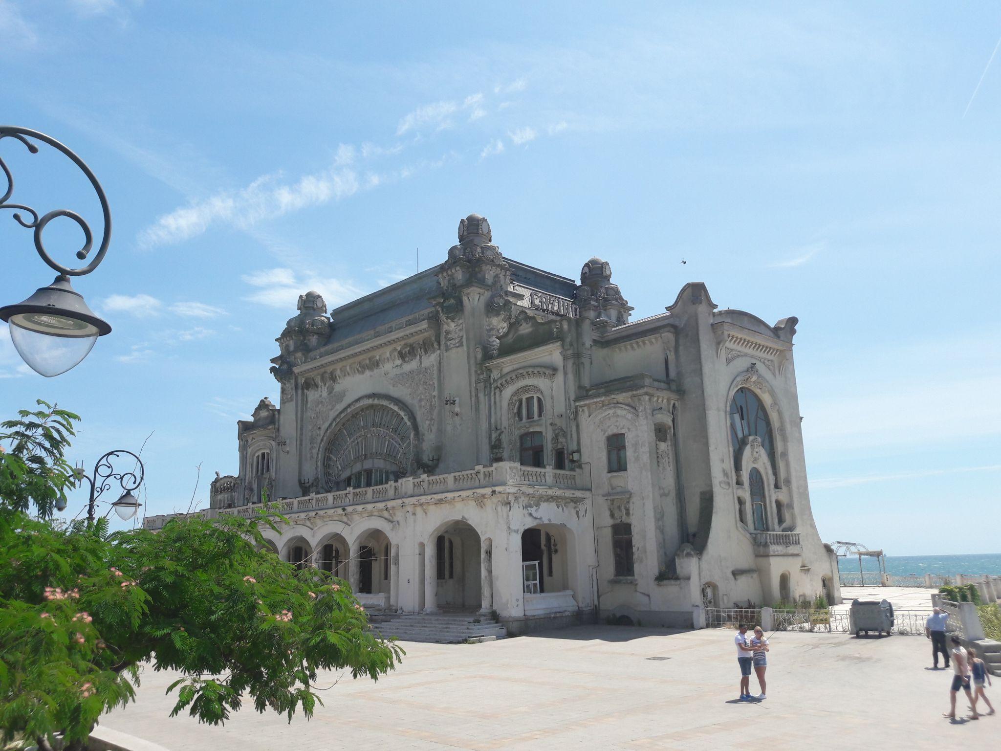 Constanța Casino, Romania